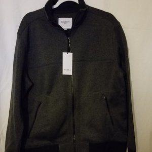 Goodfellow Charcoal Gray Full Zip Jacket L NWT